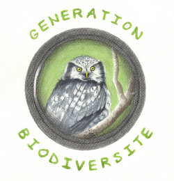Logo Generation Biodiversite