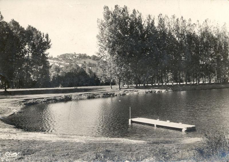 Bassin de joutes à Feyzin