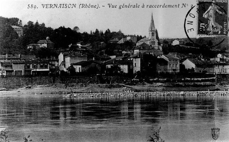 Vue de Vernaison
