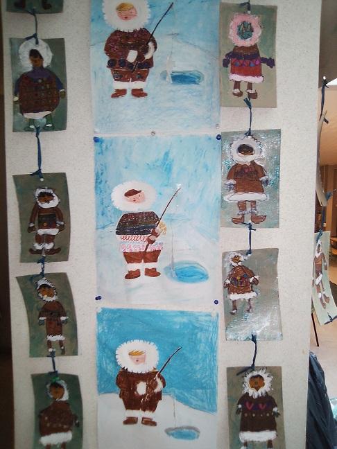 Inuits en arts plastiques